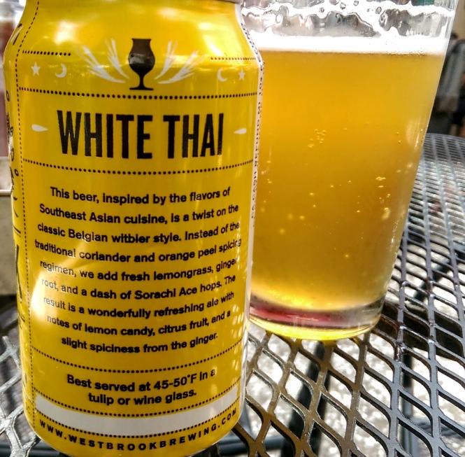 White Thai Beer