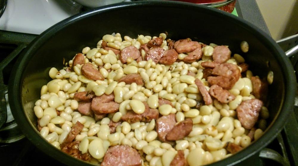 Stew Preparation